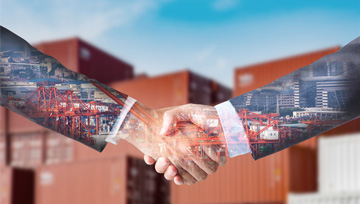 Virus control, trade and investment cement ties