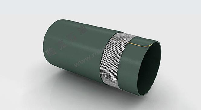 Lay-flat hose (TPU)