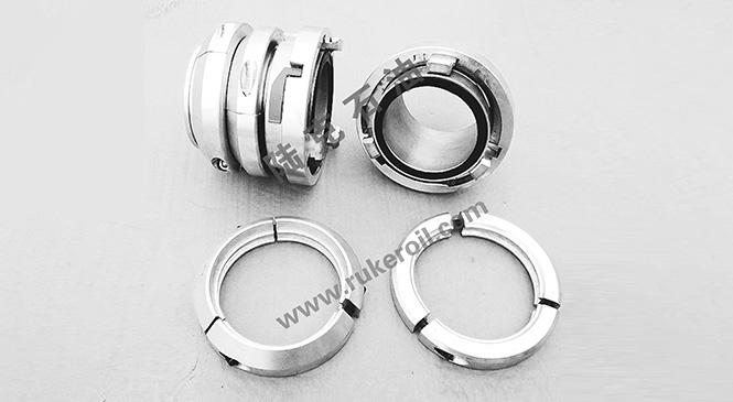 STORZ self-locking coupling